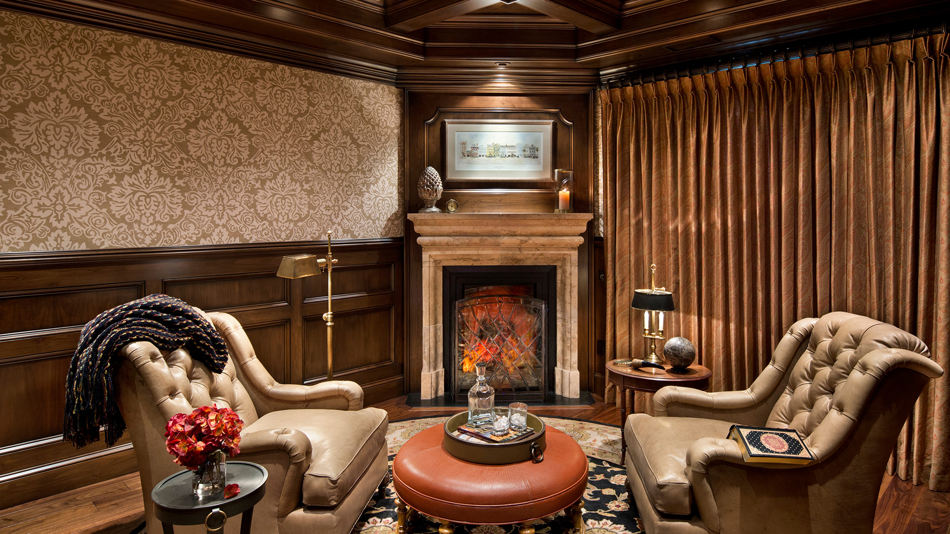 Traditional Elegance Spectrum Interior Design